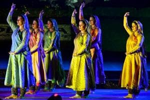 PHOTOS: Five-day Konark festival begins with Odissi, Kathak traditional dance performances