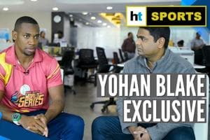 Yohan Blake on Indian athletes, Jamaica's sprint domination
