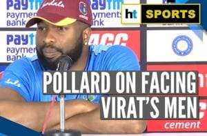 India Vs West Indies l 'Want to continue my good form': Kieron Pollard