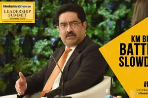 #HTLS 2019: 'Fiscal stimulus only way to overcome slowdown': KM Birla