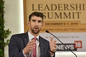 HTLS 2019: 'When you have a goal, nothing will stand in your way' - Michael Phelps