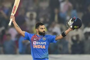 India vs West Indies: Virat Kohli powers India to thumping 6-wicket win
