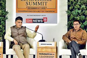 "enior Congress leader Manish Tewari said people support such extra-judicial killings as they ""are getting impatient with legal delays""."