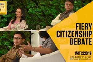 Mohua Mitra & Manish Tewari Vs Jamyang Namgyal on 'Citizenship' row