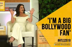 #HTLS 2019 | Which movie is Catherine Zeta Jones' favourite?