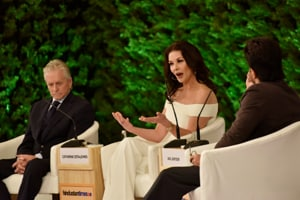 'Children of actors need to work twice as hard': Michael Douglas answers the nepotism question at HTLS 2019