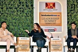 These were some of the questions that a panel on 'Fashion and Luxury — The Road Ahead' comprising Nepali-American designer Prabal Gurung, Greek designer Mary Katrantzou, and India's very own couturier Manish Malhotra explored on the second day of the 17th Hindustan Times Leadership Summit on Saturday.