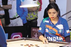 Practising at home to playing pregnant, it's all about the game for India's carrom world champions