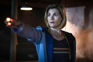 Doctor Who's Jodie Whittaker: 'I've proved I can fly the Tardis, what next?'