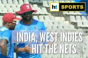Watch: India, West Indies gear up for final T20I at Wankhede stadium