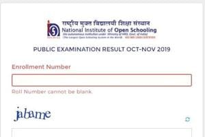NIOS 10th, 12th Oct-Nov Exam Result 2019: Steps to check marks at nios-ac-in