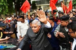 Bengal govt curtails Governor's powers as chancellor of state universities
