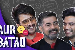 Sharad Kelkar's Baahubali dialogue | Jimmy Shergill | Sushant Singh | Rangbaaz...