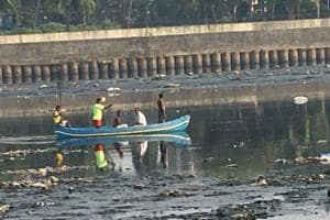Mumbai musician's murder: Second bag with limbs, clothes found in Mithi river
