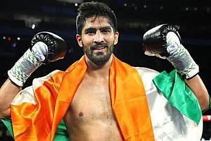 Vijender Singh mulls Olympic comeback at Tokyo Games next year