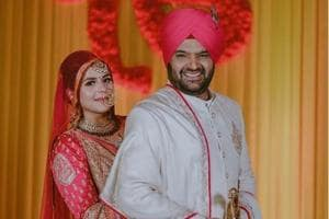 KapilSharma thanks fans for their 'love and blessings' on first wedding anniversary with Ginni Chatrath