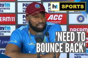 'Don't expect highs only', says Pollard on playing international cricket