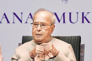 'Not worried over slow rate of GDP growth': Pranab Mukherjee