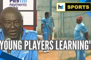 IND Vs WI | 'Young players learning': WI bowling coach ahead of 1st ODI