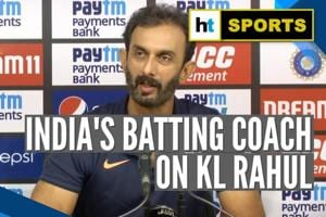 'Always been good', says India's batting coach on KL Rahul