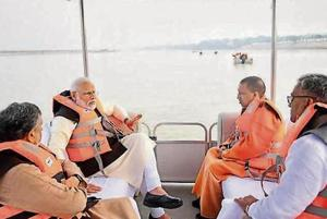 PMModicalls for sustainable model for cleaning Ganga