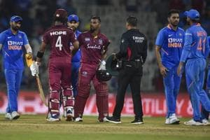 India vs West Indies: Top pictures from first ODI