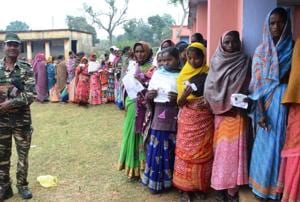 Polling peaceful in Jharkhand 4th phase, voting in 65 of 81 seats over