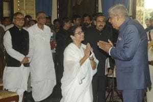 Working together with TMC govt: Bengal guv Jagdeep Dhankhar