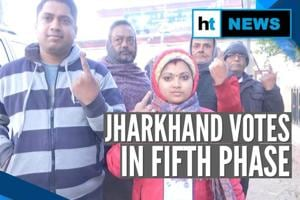 Jharkhand Assembly polls: Voting for fifth phase underway, counting on Dec...