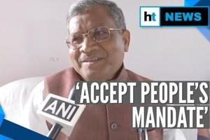 Watch: Babulal Marandi on whether JVM(P) will support BJP or JMM in Jha...