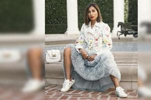 Fashion influencer Aditi Oberoi Malhotra tells us how fashion is a way to define oneself and not just about clothes-