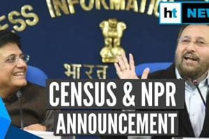 'NPR has nothing to do with NRC', Govt gives nod for Population Register
