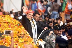 JP Nadda's visit to Indore follows heavy fine on BJP for advertisement without permission