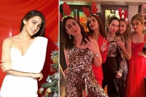 PHOTOS| Christmas 2019: Bollywood celebrities' Christmas glamour
