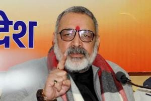 If Rahul Gandhi has love for infiltrators, he can take them to Italy: Giriraj Singh