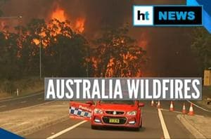 Australia wildfire intensifies: Death toll rises; residents evacuate