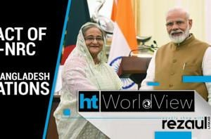 Impact of CAA-NRC on India-Bangladesh relations | WorldView