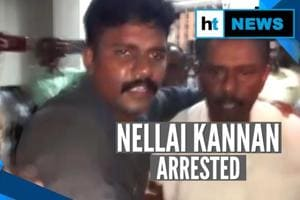 Cong leader Nellai Kannan arrested for controversial speech against PM Modi,...