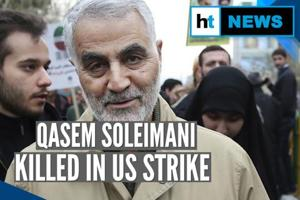 Watch: Qasem Soleimani killed by a US air strike, all you need to know