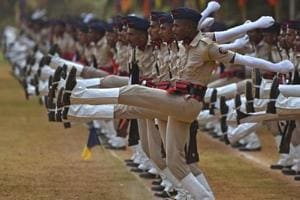 Bihar government schools' students to become police cadets