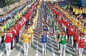 Mumbai school events: Vasai school celebrates Annual Sports Day