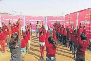Labourers' children set to get free education in Magh Mela area