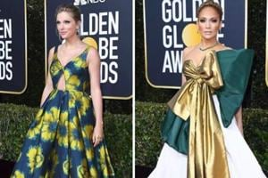PHOTOS| Golden Globes 2020: Best and worst dressed celebrities at the awards
