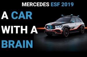 A car with a brain: A detailed look at why Mercedes ESF 2019 is futuris...