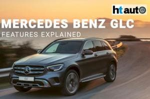 New Mercedes Benz GLC SUV features explained