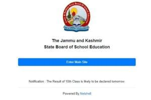 JKBOSE 10th results 2020 likely to be declared tomorrow at jkbose-ac-in