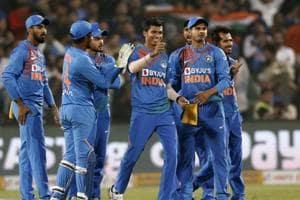 India vs SriLanka 3rd T20I:Navdeep Saini, Shardul Thakur, Shikhar Dhawan star in India's 78-run win