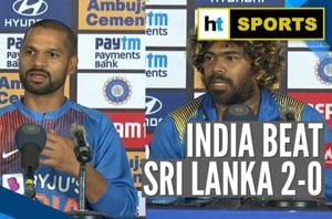 Dhawan stresses on India's dominance after beating Sri Lanka 2-0