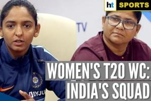 India's team for Women's T20 World Cup announced, Harmanpreet Kaur to l...