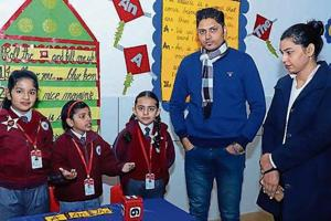 Chandigarh school events: Concepts of verbs, nouns discussed